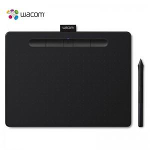Wacom和冠数位板 手绘板 手写板 写字板 绘画板 绘图板 电子绘板 电脑绘图板 无线蓝牙 CTL-6100WL/K