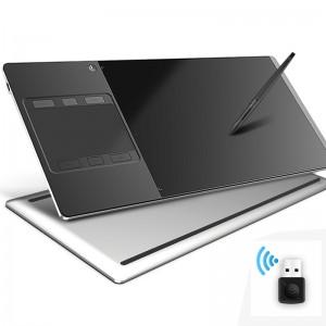 绘王(HUION)GC710 无线数位板手绘板 电子绘图板写字输入手写板电脑绘画板