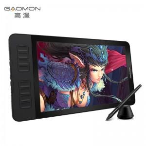 高漫 GM116HD数位屏手绘屏电脑绘图屏绘画手写屏手绘板液晶数位板