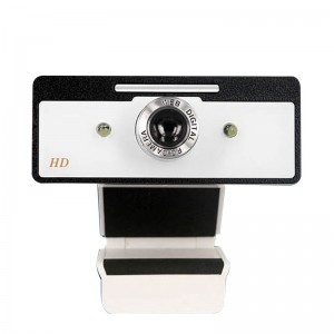 灵蛇(LINGSHE)摄像头 高清视频会议摄像头 电脑台式USB摄像头 家用摄像头LM-801