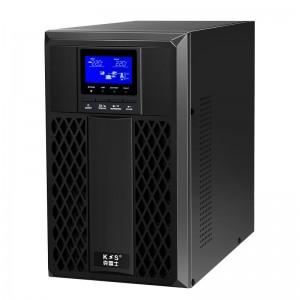 克雷士C3KVA2700W 在线式UPS不间断电源3000VA2400W电脑稳压机房服务器UPS电源