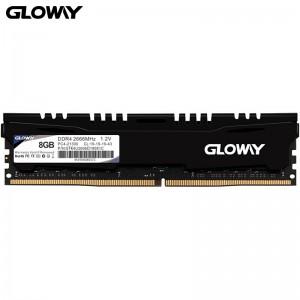 光威(Gloway)8GB DDR4 2666 台式机内存 悍将系列-精选颗粒/匠心打造