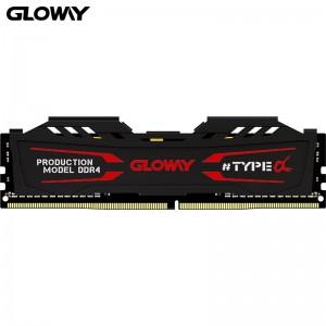 光威(Gloway)8GB DDR4 3000 台式机内存条 TYPE-α系列-严选颗粒/游戏超频/稳定兼容