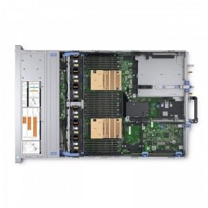戴尔(DELL)PowerEdge R740/R750/R7525AMD机架式服务器主机IPFS整机 R740 (2*银牌4214R 24核48线程) 64G/5*8T企业级/H730P/750W双电