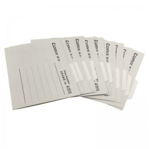 齐心 A1810 易分类分类夹 A4 纸质 400PCS/件