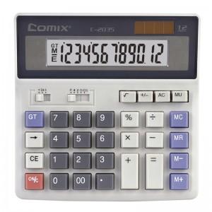 齐心 C-2035 计算器 舒适电脑按键