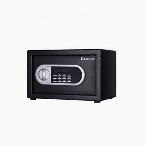 齐心 BGX-M/D-2825黑尊电子密码保管箱