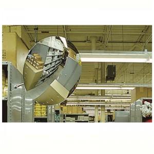 SAFEWARE 安赛瑞 室内广角镜 Φ60cm PC材料镜面 含配件