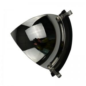 SAFEWARE 安赛瑞 1/4球面镜 Φ30cm 亚克力材料镜面 含配件