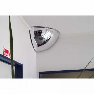 SAFEWARE 安赛瑞 1/4球面镜 Φ70cm 亚克力材料镜面 含配件