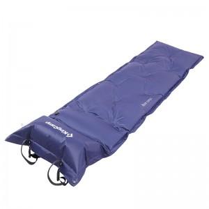 康尔KingCamp充气垫 户外垫子睡垫自动充气垫防潮垫 露营野餐休闲防滑垫 带枕头可拼接单人 KM3505