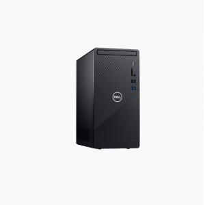 戴尔(DELL)灵越3880高性能办公台式电脑主机(十代i5-10400 8G 256GSSD 1T 三年上门售后)