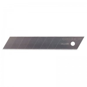 STANLEY/史丹利 QuickPoint美工刀刀片25mm(x10) 11-325T-11C 刀片
