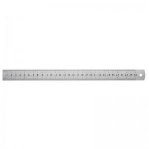 STANLEY/史丹利 不锈钢直尺600mm 35-346-23 钢直尺