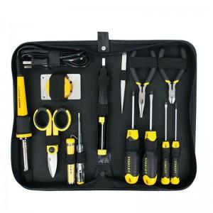 STANLEY/史丹利 14件电子维修组套 37-014-23C 电讯组合工具