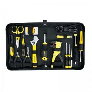 STANLEY/史丹利 20件电子维修组套 37-020-23C 电讯组合工具
