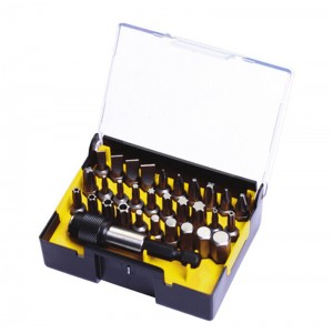 STANLEY/史丹利 31件6.3MM系列旋具头和快脱磁性接杆组套B 63-402-23 旋具头