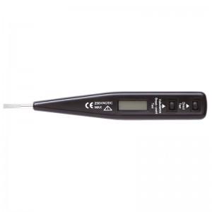 66-137-23 数显测电笔12-220V STANLEY/史丹利 其他五金工具