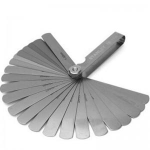 STANLEY/史丹利 32件装公英制塞尺 0.02-1.00mm 90-070-23 塞尺