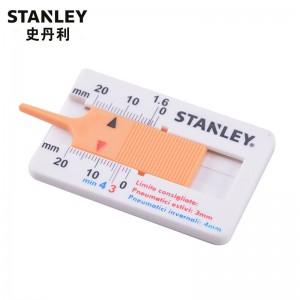STANLEY/史丹利 轮胎花纹深度尺 90-078-23 深度尺