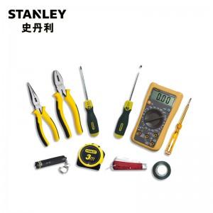 STANLEY/史丹利 11件电工工具套装 92-004-1-23 电讯组合工具