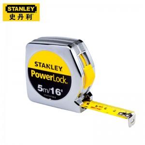 STANLEY/史丹利 POWERLOCK公英制卷尺5m STHT33158-8-23 卷尺