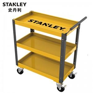 STANLEY/史丹利 3格单抽屉工具推车 STST73834-8-23 工具车