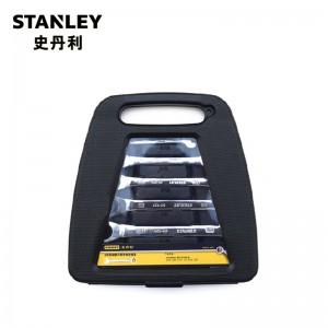 STANLEY/史丹利  6件英制棘开两用快扳组套  TS113-23C  扳手套装
