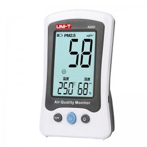 UNI-T优利德 便携式PM2.5检测仪 A25D 17cm*12cm*7cm