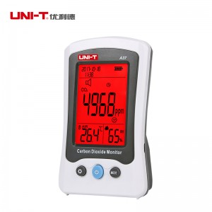 UNI-T优利德 二氧化碳监测仪 A37 17cm*12cm*7cm