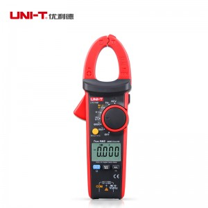 UNI-T优利德 600A 数字钳形表  (第二代) UT216B 24cm*9cm*6cm