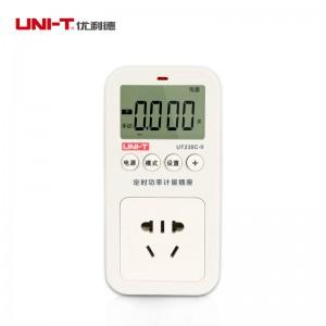 UNI-T优利德 功率计量插座 UT230C-II 22cm*12cm*9cm