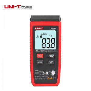 UNI-T优利德 迷你非接触式测温仪 UT306A 15cm*7cm*4cm