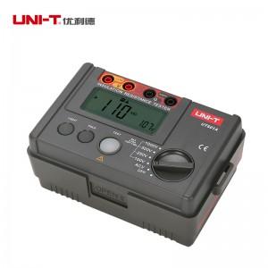 UNI-T优利德 绝缘电阻测试仪 UT501A 18cm*15cm*9cm