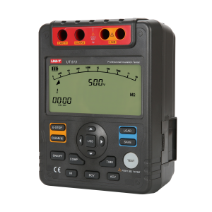 UNI-T优利德 高压绝縁电阻测试仪 UT513 33cm*31cm*12cm