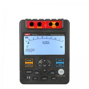 UNI-T优利德 高压絶縁电阻测试仪 UT513A 33cm*31cm*12cm