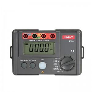UNI-T优利德 接地电阻测试仪 UT522 26cm*16cm*15cm