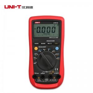 UNI-T优利德 智能型数字万用表 UT61E 22cm*16cm*6cm