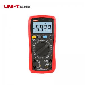 UNI-T优利德 新型数字万用表 UT890D+ 22cm*16cm*7cm