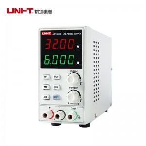 UNI-T优利德 开关型直流稳压电源 UTP1306S 29cm*22cm*14cm