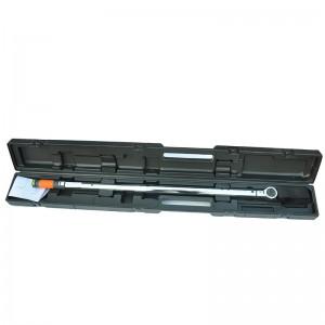 钢盾 S016108 19mm系列专业级可调式扭力扳手100-500N.m