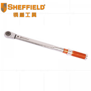 钢盾 S016131 6.3mm系列全钢型重型预置式扭力扳手1-5N.m
