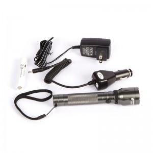 钢盾 S030010 超亮LED充电式手电筒(3W)